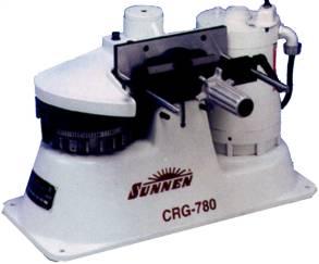 urządzenie firmy SUNNEN do obniżania pokryw łożysk głównych