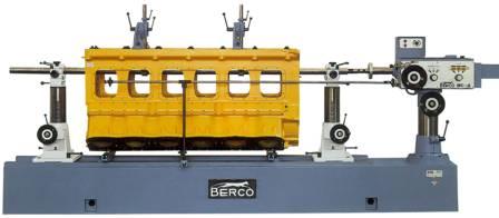 wytaczarka pozioma firmy Berco