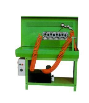 urządzenie do sprawdzania szczelności płaszcza wodnego