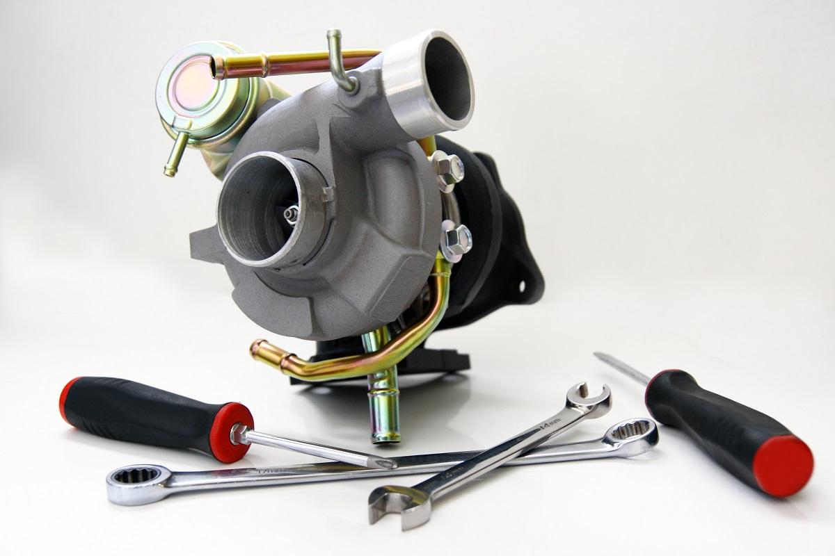 Turbospreżarka- regeneracja